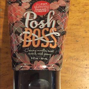 Perfectly Posh hand cream